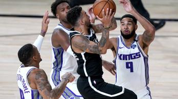 Megvan az NBA-rájátszás keleti mezőnye