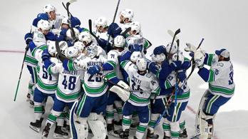 Újabb öt csapat jutott be az NHL rájátszásába