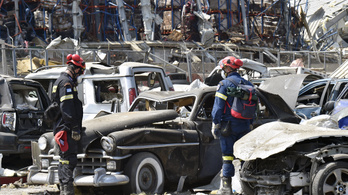 A holland nagykövet felesége is meghalt a bejrúti robbanásban