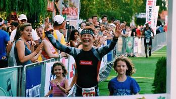 Meglepetésgyőzelem a nagyatádi hosszútávú triatlon ob-n