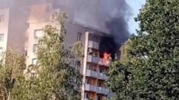 Tizenegy ember meghalt egy csehországi lakástűz miatt