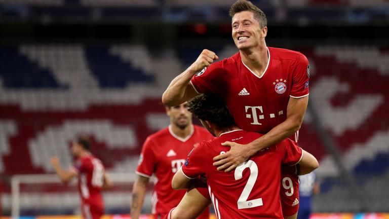 A Bayern kiütötte a Chelsea-t, a Barcelona is simán BL-negyeddöntős