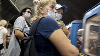 Nem lassul Ukrajnában a koronavírus terjedése, a Balkánon is rossz a helyzet