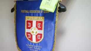 Magyarországra kerülhet minden nemzetközi szerb futballmeccs