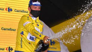 Berobbant az új Eddy Merckx, 20 évesen sorra nyeri a bringaversenyeket