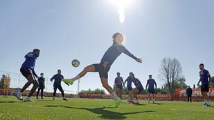 Ketten is koronavírusosak az Atléticónál a csütörtöki, Gulácsiék elleni BL-meccs előtt