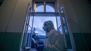Három ember meghalt, 35-tel nőtt az új fertőzöttek száma