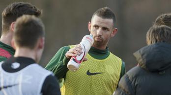 Sín tartja a brutálisan megvert futballista állkapcsát