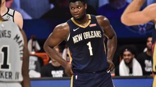 Lemarad az NBA-rájátszásról az újonc izomkolosszus