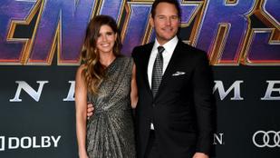 Megszületett Chris Pratt és Katherine Schwarzenegger kisbabája