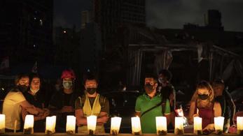 Kétszáz fölé emelkedett a bejrúti robbanás áldozatainak száma