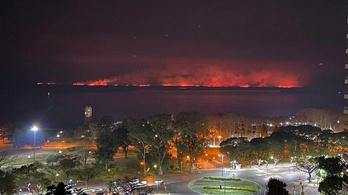 Pusztító tűzvészek sújtják Kis-Amazóniát