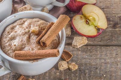 Villámgyors, almás-fahéjas bögrés süti – Ha azonnal kell valami a vendégeknek
