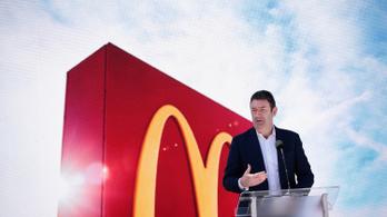 40 millió dollárra perli a McDonald's a saját kirúgott vezérigazgatóját