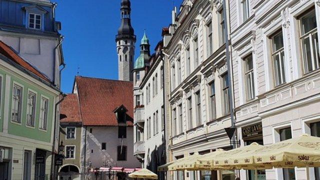 Két gyönyörű nap Tallinn belvárosában