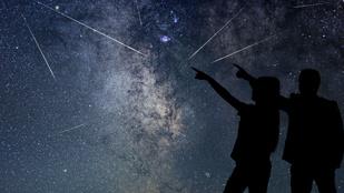 A nap, amikor Szent Lőrinc könnyei hullanak az égből: tetőzik a csillaghullás