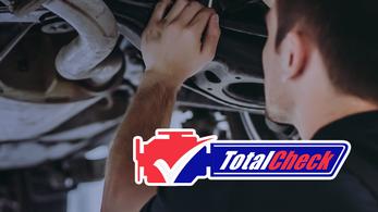 TotalCheck vásárlás előtti autóátvizsgálás