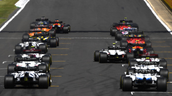 Három hónap alatt közel 600 millió dollárt bukott az F1