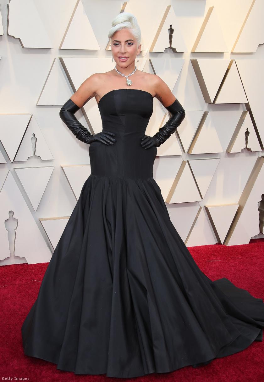 Lady Gaga a 91. Oscar-gálán.