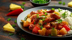 Ananászos teriyaki csirke – ha már unod rántva, készítsd izgalmasan!