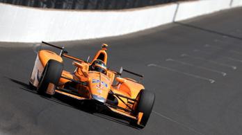 Semmi nem akadályozhatja meg Alonsót, hogy induljon az Indy 500-on