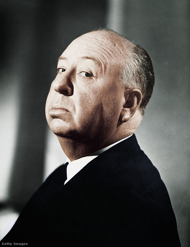 Alfred Hitchcock, a Mester