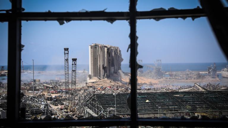 Hol tárolnak még a Bejrútban berobbant ammónium-nitrátból?