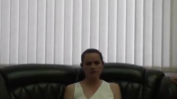 Gyanús helyen készült az elüldözött elnökjelölt feladásra felszólító videója