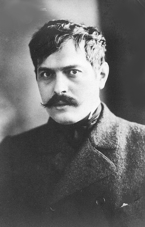 Bródy Sándor író és publicista.
