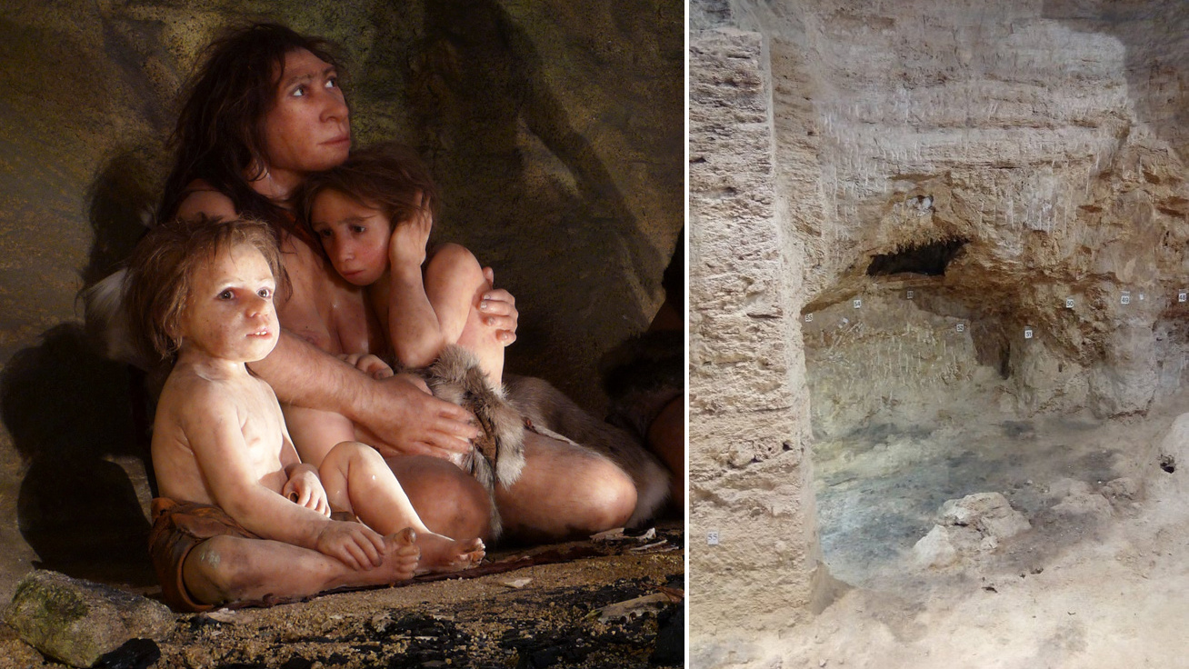 Meleg vízzel, hálószobával felszerelt barlangban élt a Neander-völgyi ősember - Külön szemétlerakót is üzemeltetett