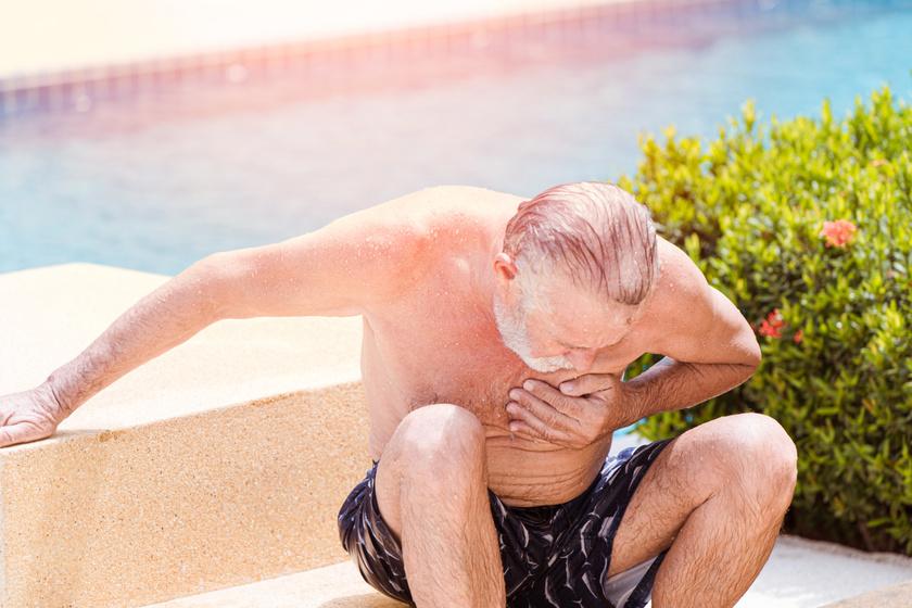Egyes szívbetegségre utaló tüneteket nehéz észrevenni a melegben: kardiológus sorolta a jeleket