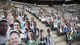 Október végéig nem lehetnek nézők a Bundesliga-meccseken