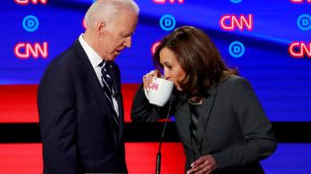 Egy fekete nőt választott alelnökjelöltjének Joe Biden