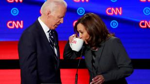Egy fekete nőt választott alelnök-jelöltjének Joe Biden