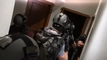 Egy zuglói hotelszobában próbált elbújni a háromévnyi börtön elől