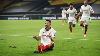 Sahtar–Inter és Sevilla–MU elődöntő lesz az Európa-ligában