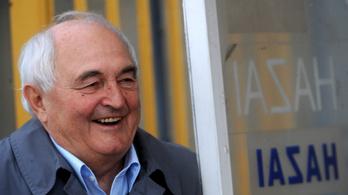 Garami József 81 évesen visszatér a pécsi focihoz