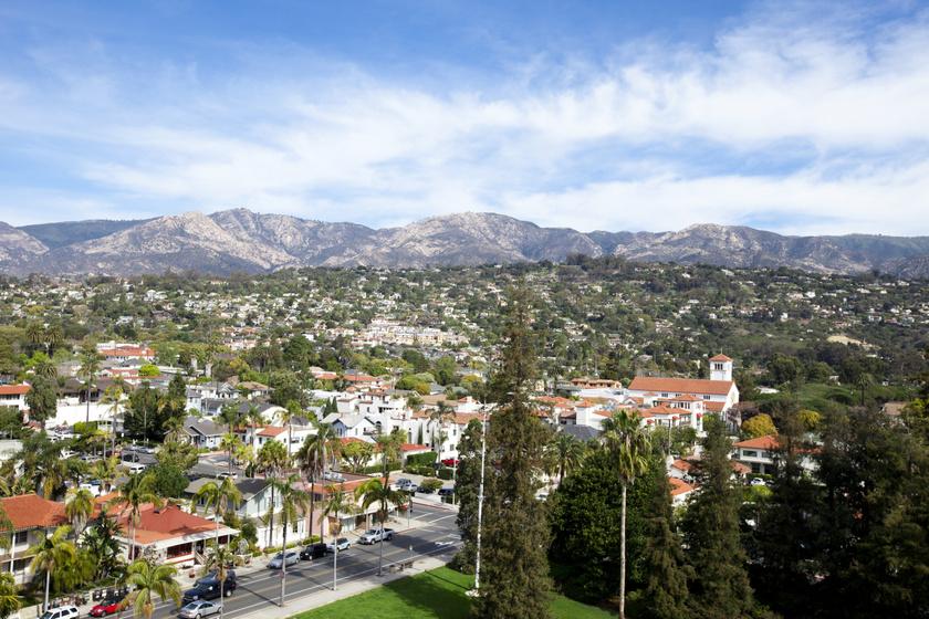Harry és Meghan Santa Barbara városában találták meg új otthonukat.