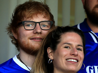 Ed Sheeran apuka lesz