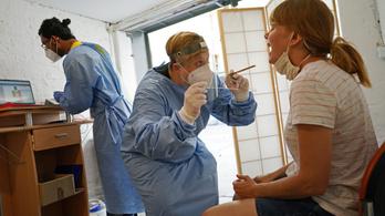 Május óta nem volt annyi új fertőzött Németországban, mint most