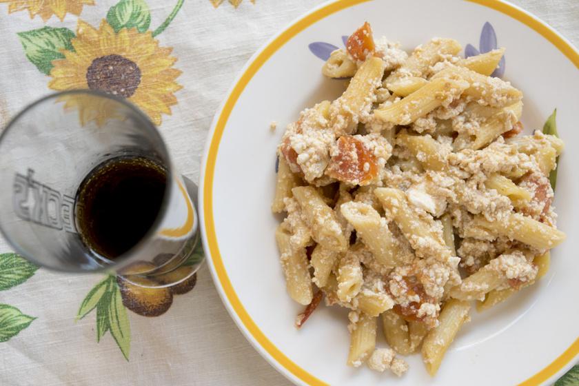 20 perces ricottás-parmezános tészta: az olaszok így szeretik igazán