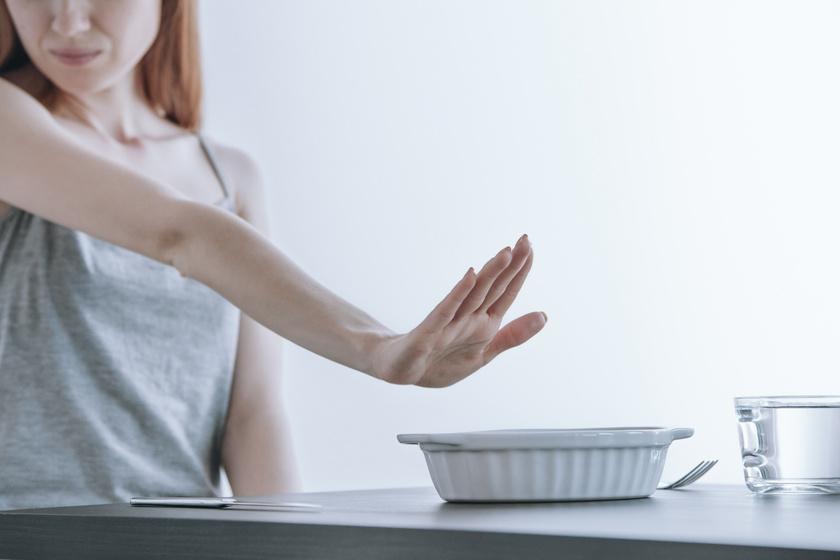étvágytalanság rák