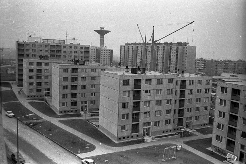 Dunaújváros, Római városrész, 1973.