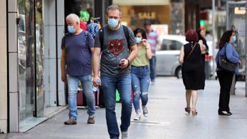 A bejrúti robbanás miatt a koronavírus is elszabadulhat Libanonban