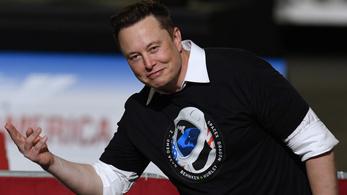 316 millió dolláros szerződést köthet Elon Musk cége az Egyesült Államok hadseregével