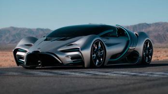 Hyperion XP-1: a tökéletesen környezetbarát szupersportkocsi?