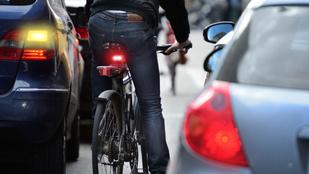 Tényleg akadályozzák a forgalmat a biciklisek?