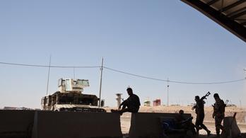 Újraszerveződhet az Iszlám Állam Szíria nyugati részén