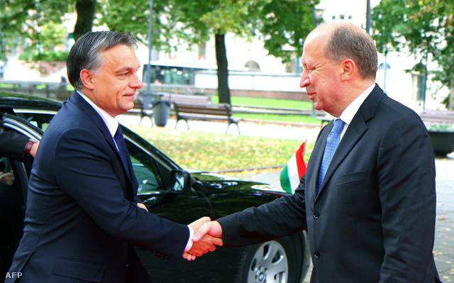 Orbán és Kubilius