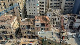 Hetven történelmi épület dőlhet össze sürgős beavatkozás nélkül a bejrúti robbanás miatt
